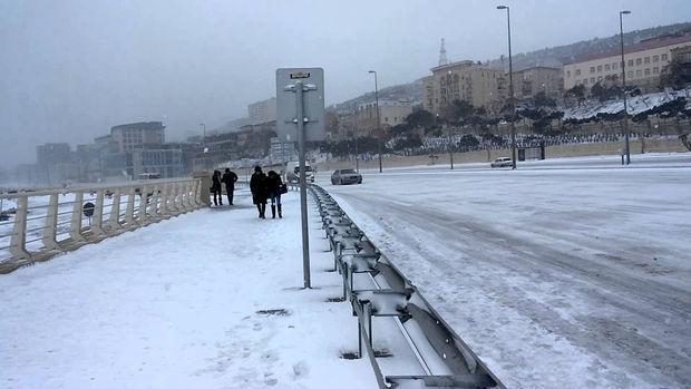 Rekord şaxtalar: Azərbaycana sərt qış gəlir