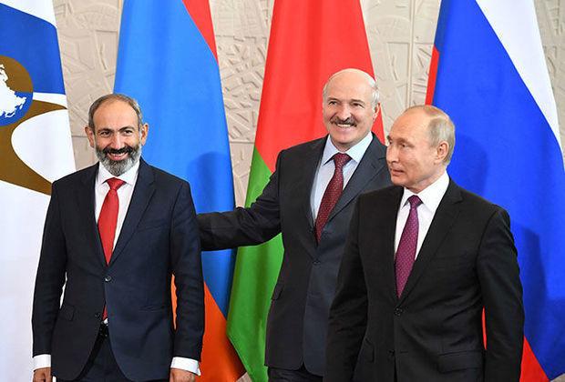KTMT Ermənistanın layihəsi deyil. Yerevana Bişkekdən cavab