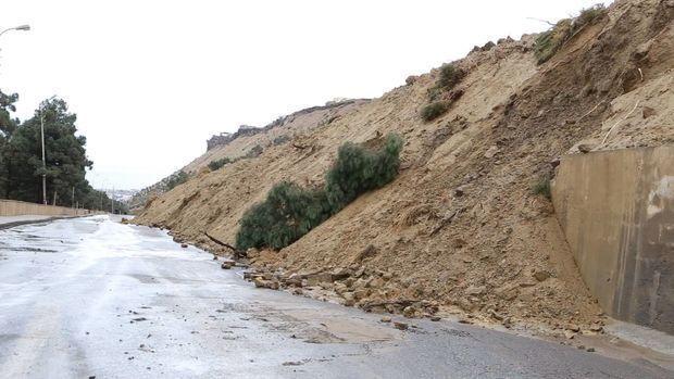 Ekspert: Badamdar sürüşmə zonası tamamilə çökə bilər