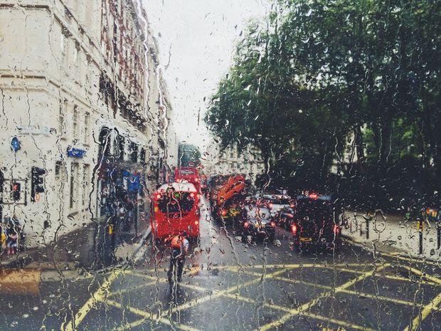 Qar, yağış, külək - HAVA DƏYİŞİR