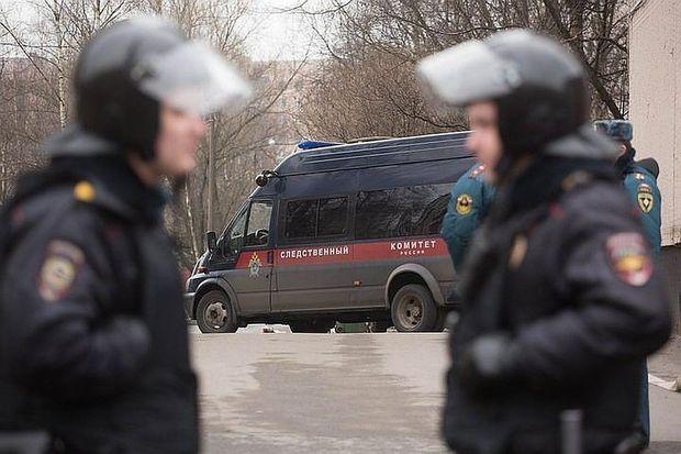 Nazranda patrul maşını partladıldı, iki polis öldü