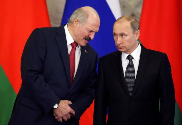 Putin və Lukaşenko razılığa gələ bilmədilər