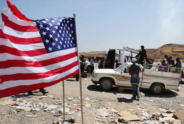 ABŞ hərbi texnikasını Suriyadan çıxarır