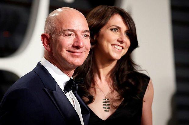 """""""Amazon"""" rəhbərinin boşanmasında Tramp izi aşkarlandı"""