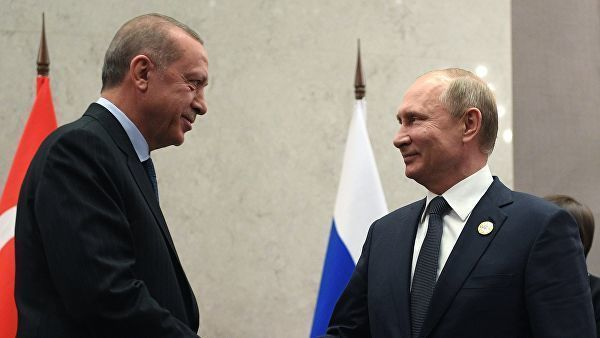 Ərdoğan-Putin görüşünün tarixi məlum oldu
