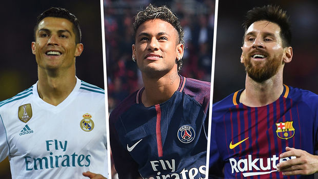 Dünyanın ən bahalı futbolçuları - TOP-10