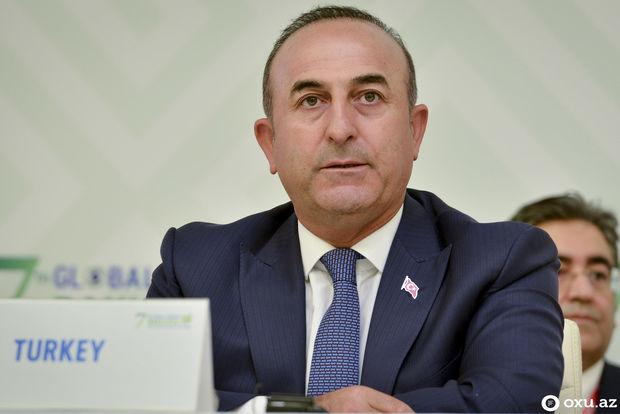 Çavuşoğludan Ermənistana Qarabağ xəbərdarlığı
