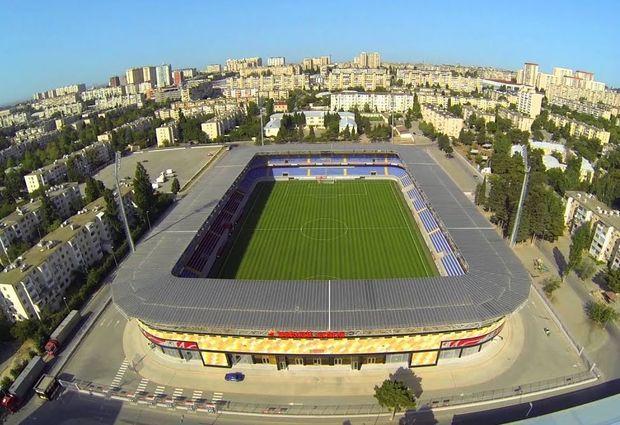 Futbol millimizin iki oyunu üçün stadion dəyişdirildi