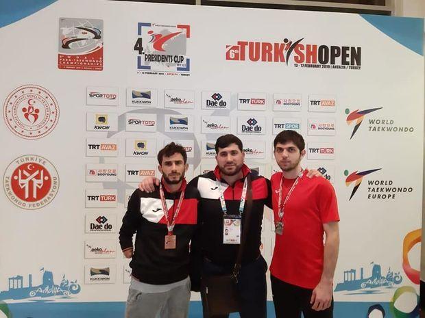 Dünya çempionatında daha iki medal qazandıq - FOTO