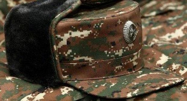 Ermənistanda əsgər zabiti güllələdi