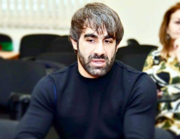 Rafael Ağayev bürünc medal üçün döyüşəcək