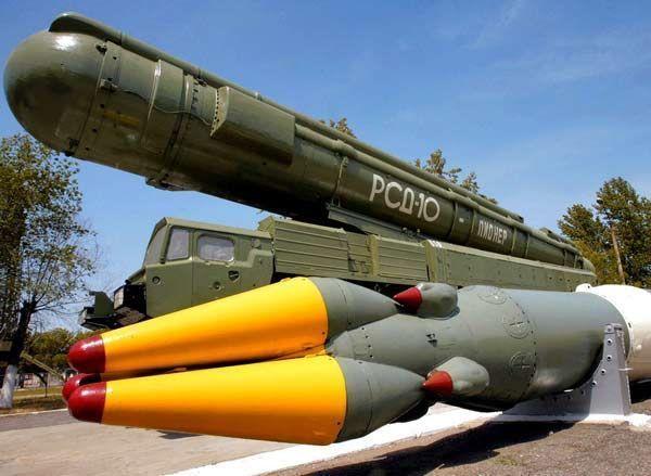 Almaniya Rusiyadan raketlərin sayını azaltmağı tələb edir
