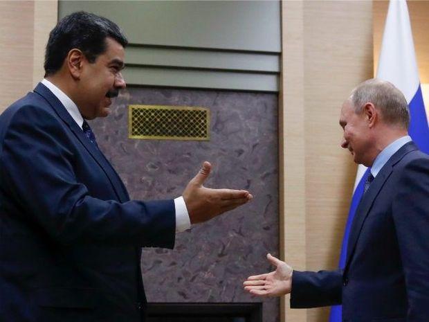 Maduro Rusiyadan kömək gözləyir