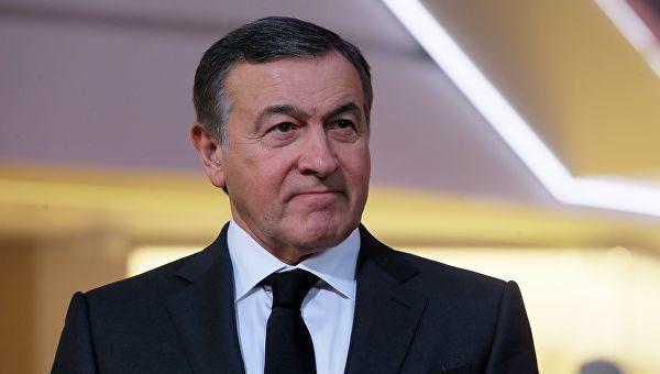 Ağalarov Rusiya kosmodromunun tikintisində iştirak edə bilər