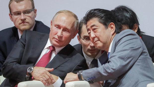 Rusiya Yaponiya ilə sülh müqaviləsi şərtlərini açıqladı