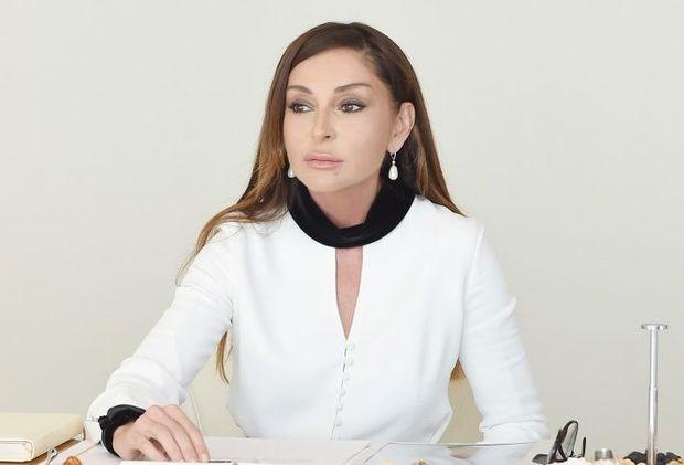 Mehriban Əliyeva Qarabağ əlili üçün ev tikdirir - FOTO
