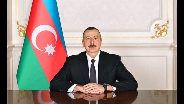 """Azərbaycan Prezidenti """"Xəzər dənizinin hüquqi statusu haqqında"""" Konvensiyanı təsdiqləyib"""