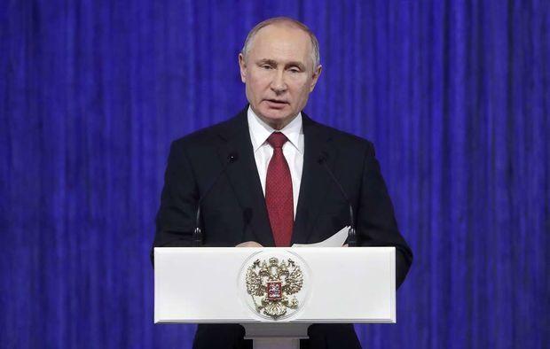 Putin ölkəsinin yeni silahlarını təriflədi
