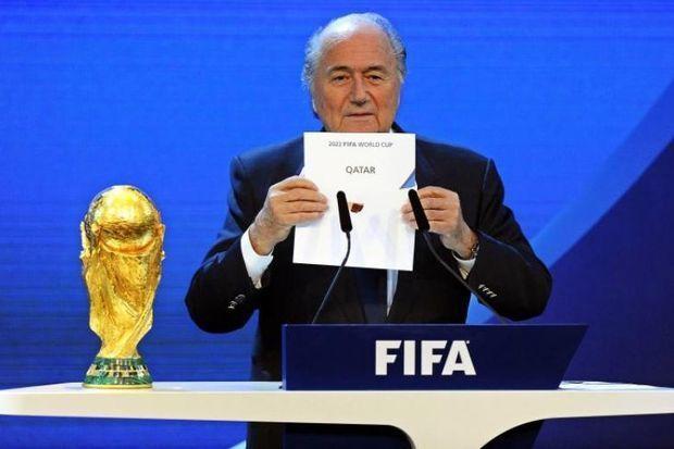 Qətər FIFA-ya rüşvət verib? - QALMAQAL