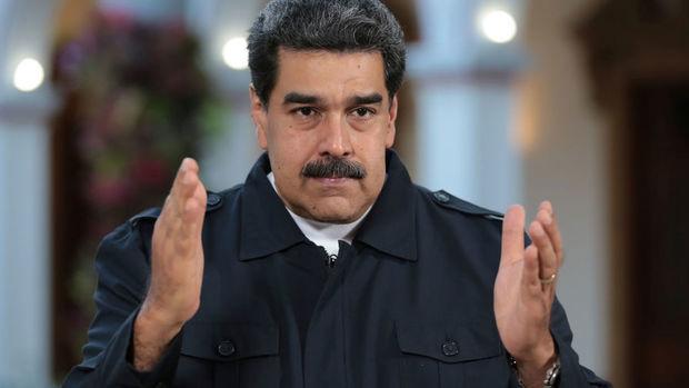 Maduronun xalqdan xahişi: Dua edin, işıq yansın