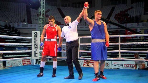 Azərbaycanlı boksçu Avropa çempionu oldu