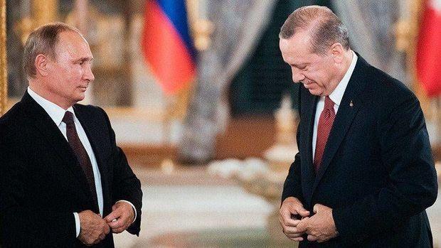 Putin Ərdoğanı Krıma dəvət edib