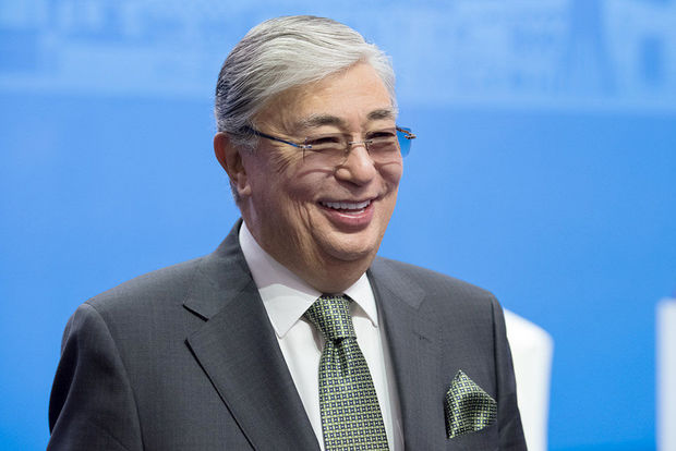Yeni prezident Astananı Nursultan adlandırmağı təklif etdi
