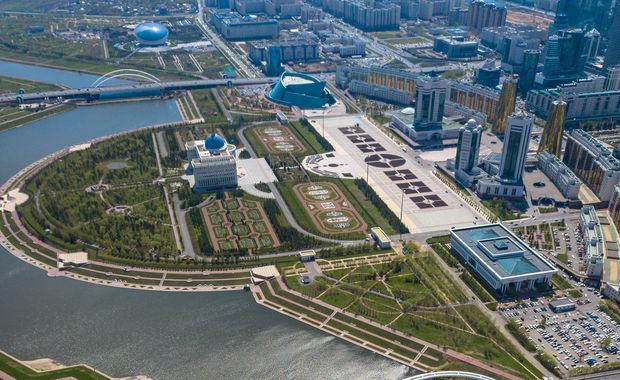 Astana oldu Nur-Sultan