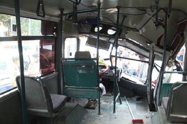 29 nəfəri xəstəxanalıq edən avtomobilin sürücüsü saxlanıldı