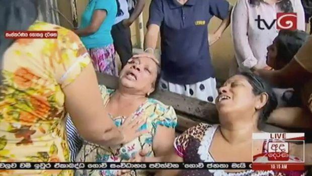 """Şri-Lanka baş naziri partlayışları """"qorxaq hücum"""" adlandırdı"""