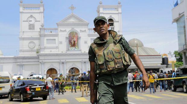 Şri-Lankada sayca yeddinci partlayış baş verdi