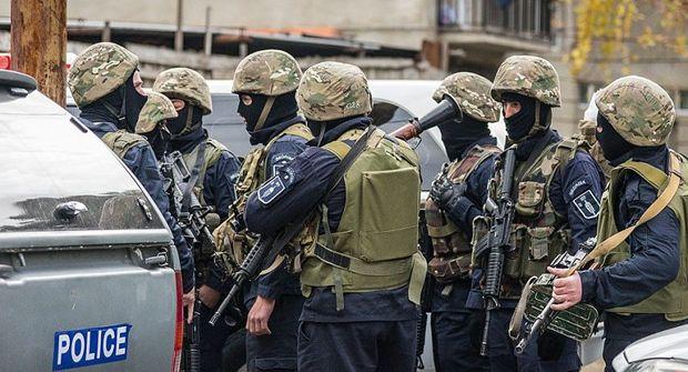 Gürcüstanda xüsusi təyinatlılarla çeçenlər arasında toqquşma - VİDEO