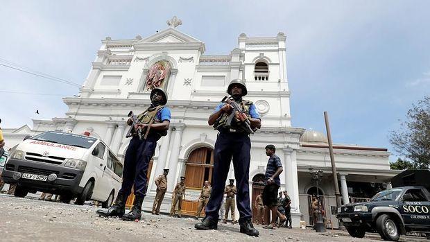 Şri-Lankada daha bir partlayış