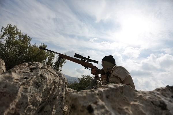 Suriyalı Ben Laden Hələbdə öldürüldü