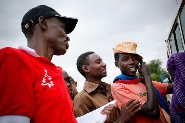 Azərbaycan Burundi qaçqınlarına yardım ayırıb