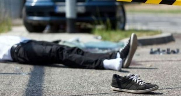 Şirvanda sürücü piyadanı öldürüb qaçdı