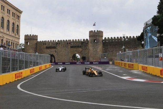 Almaniya KİV-ləri Formula 1-dən yazır