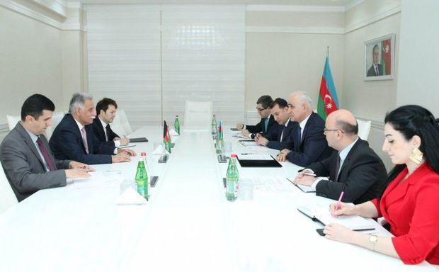 Azərbaycan və Əfqanıstanın iqtisadi əlaqələri genişləndiriləcək