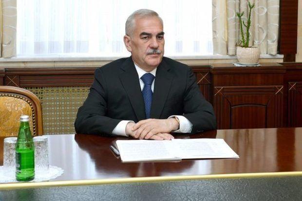 Vasif Talıbov yeni nazir təyin etdi