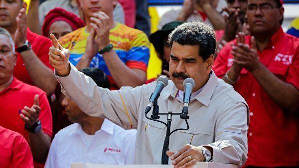 Maduro hərbçilərə ABŞ-a qarşı hücuma hazır olmaq əmri verdi