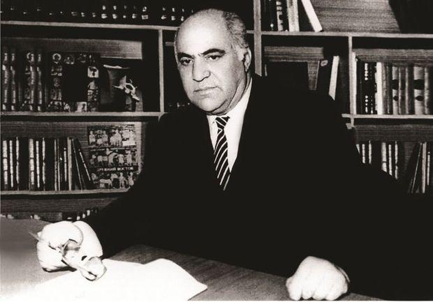 Afad Qurbanovun 90 illik yubileyinə həsr olunmuş konfrans keçirildi - FOTO