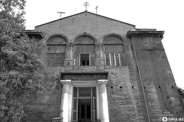 """""""Salaam Cinema""""nın yerləşdiyi bina tarixi abidələr siyahısına salındı"""