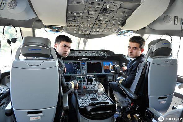 Pilot qardaşlar: Uşaqlıqdan atamızın peşəsinə böyük maraqla yanaşmışıq