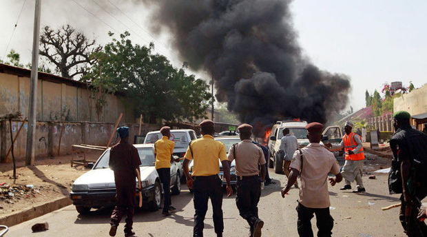 Nigeriyada terror: 30 ölü, 40 yaralı
