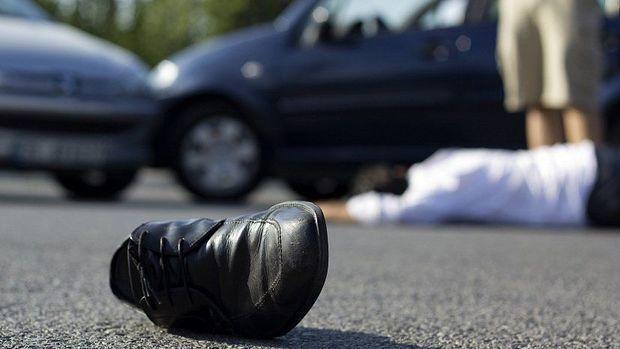 Qazaxda avtomobil gənc piyadanı vurub öldürdü