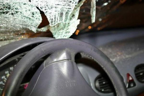 Sürücü idarəetməni itirdi - 4 nəfər yaralandı