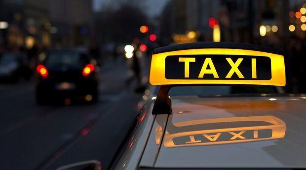 Azərbaycanlı taksi sürücüsü DİN rəsmisini qarət etdi