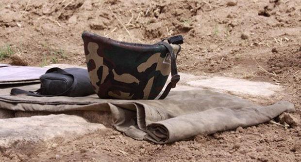 Qarabağda erməni hərbçi öldü