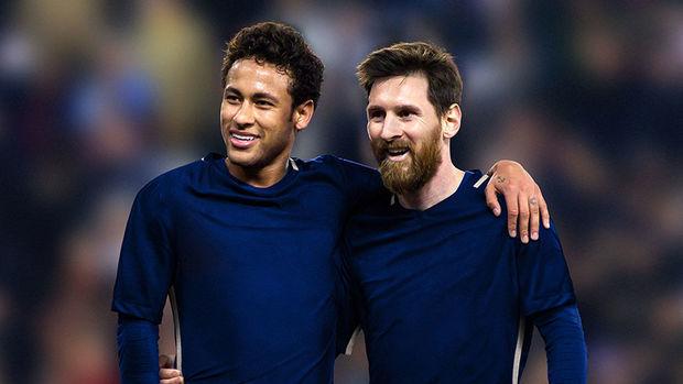 """Messi Neymarı """"Barselona""""ya qayıtmağa məcbur edir"""