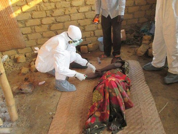 """Konqoda """"Ebola""""dan ölənlərin sayı 1500-ü keçib"""